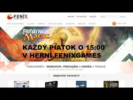 www.fenixgames.eu