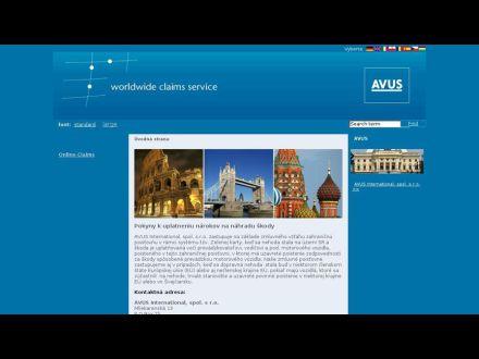 www.avus.sk