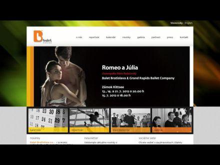 www.baletbratislava.sk