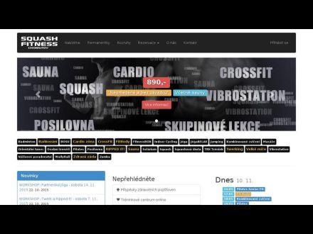 www.squashcentrum-chomutov.cz