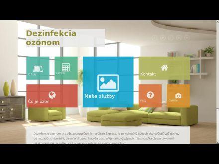 www.dezinfekciaozonom.sk