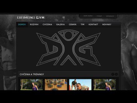 www.diamond-gym.sk