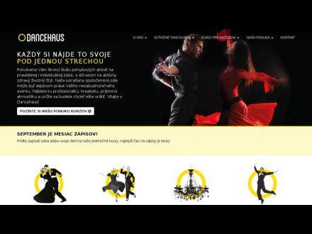 www.dancehaus.sk