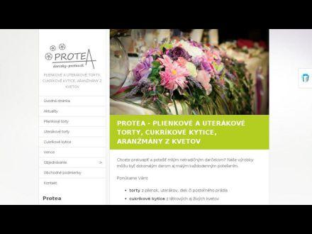 www.darceky-protea.sk