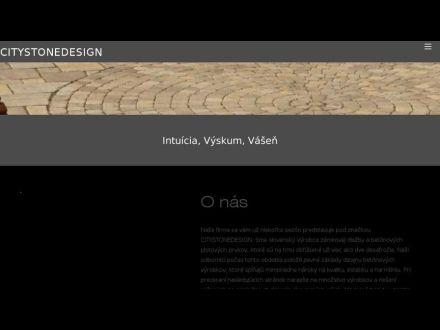www.citystonedesign.sk