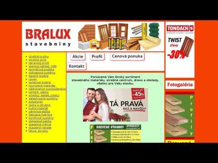 www.bralux.sk