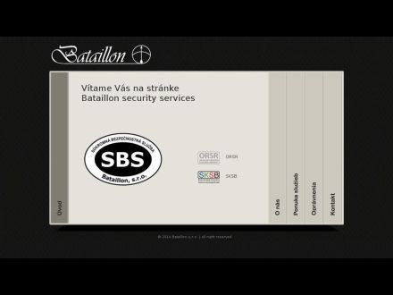www.bataillon.sk