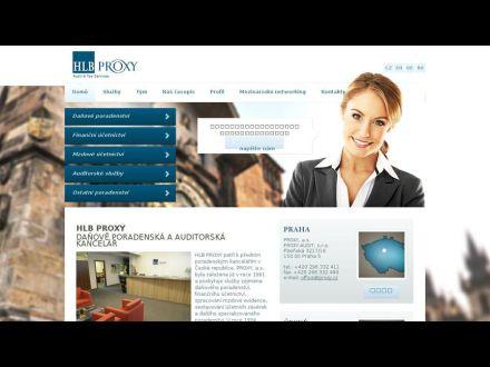 www.proxy.cz