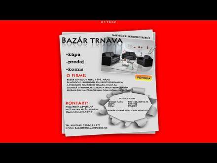 www.bazartrnava.sk
