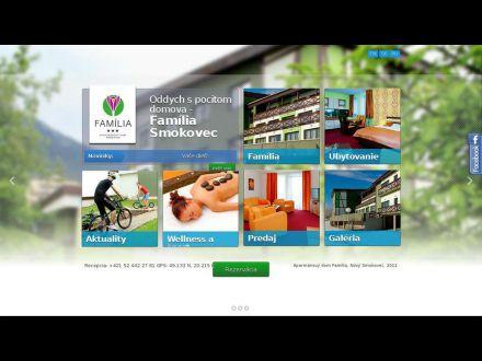 www.familiasmokovec.sk