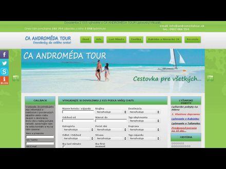 www.andromedatour.sk