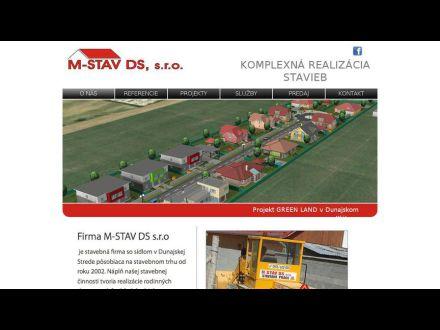 www.mstavds.sk