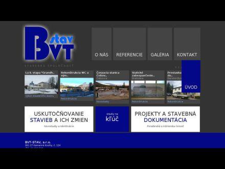 www.bvt-stav.sk