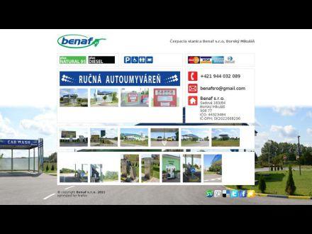 www.benaf.sk