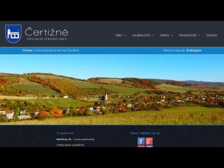 www.certizne.eu/prispevky/farnost-certizne