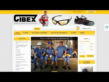 www.cibex.sk