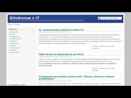 www.blindrevue.sk