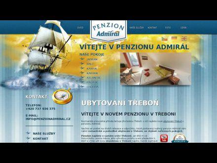 www.penzion-admiral.cz