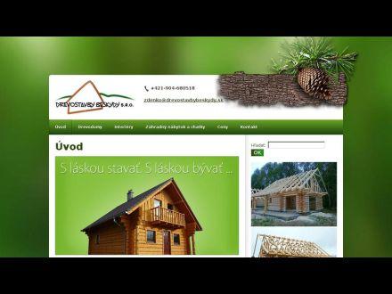 www.drevostavbybeskydy.sk