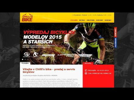 www.chillisbike.sk