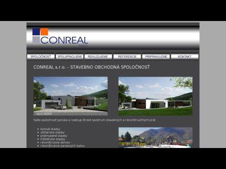 www.conreal.sk