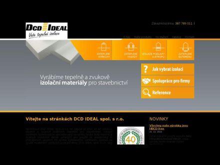 www.dcd-ideal.cz