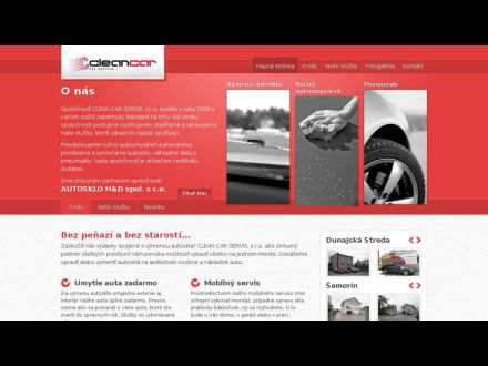 www.cleancarservice.sk