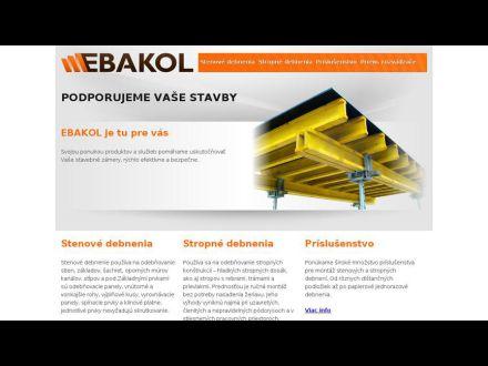 www.ebakol.sk