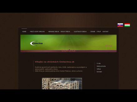 www.emtechna.sk
