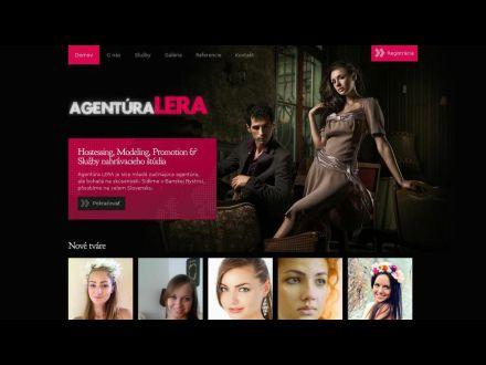 www.agenturalera.sk