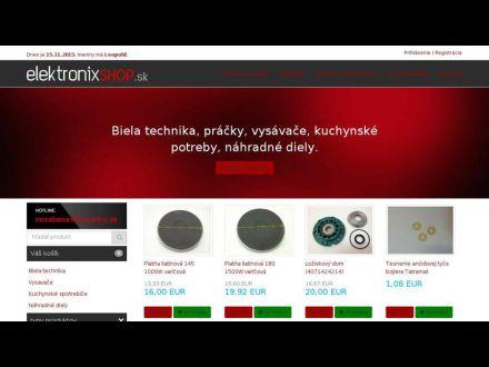 www.elektronixshop.sk