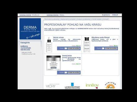 www.eshop.dermacenter.sk