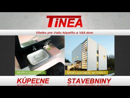 www.tinea.sk