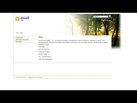 dwell.sk/index.php/pila