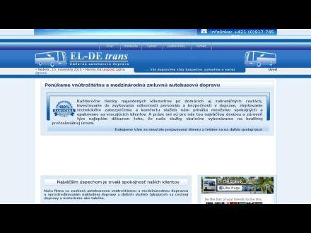 www.eldetrans.sk
