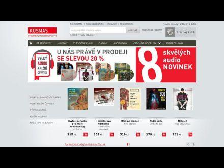 www.kosmas.cz