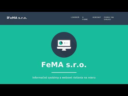 www.fema.sk
