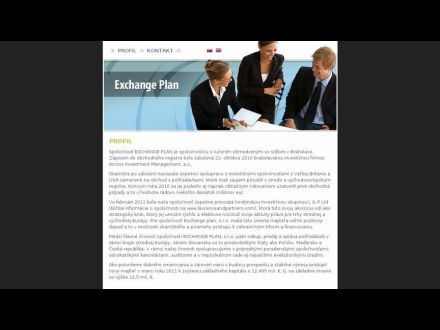 www.exchangeplan.sk