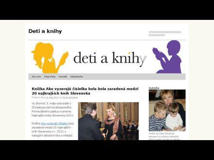 www.detiaknihy.sk