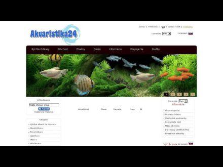 www.akvaristika24.sk