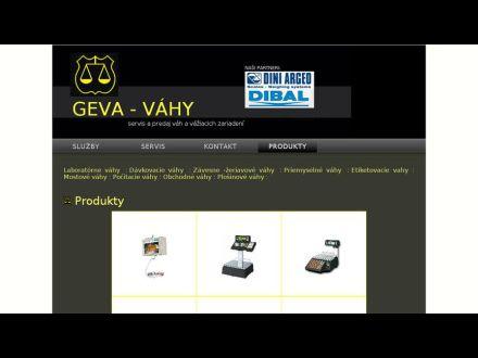 www.geva-vahy.sk