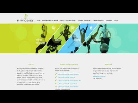 www.fitprogres.sk