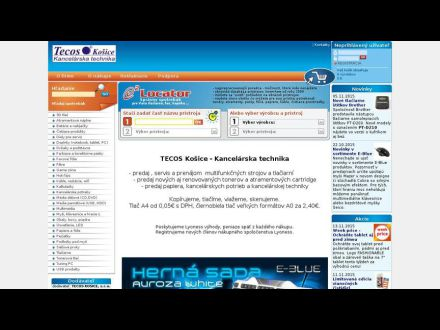 www.tecos.sk