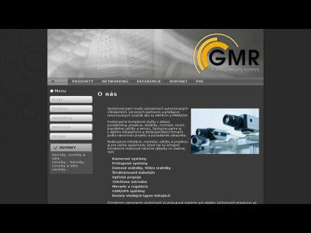 www.gmr.sk