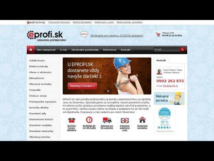 www.eprofi.sk