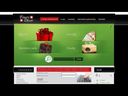 www.finery.sk