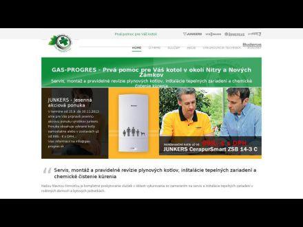 www.gas-progres.sk