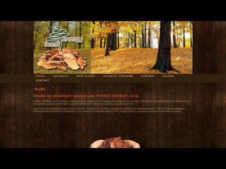 www.forestenergy.sk