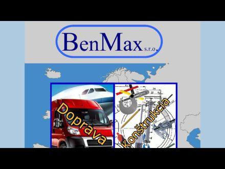 www.benmax.sk