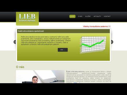 www.lieb.sk